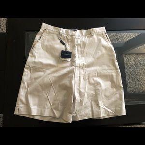 Women's Burberry Golf Shorts